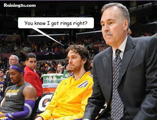 Pau Gasol Meme, Mike D'Antoni Meme, Lakers Memes