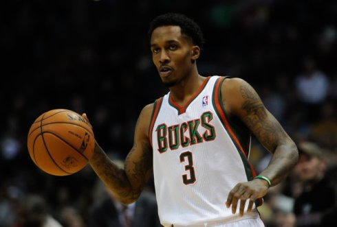 Brandon Jennings bucks