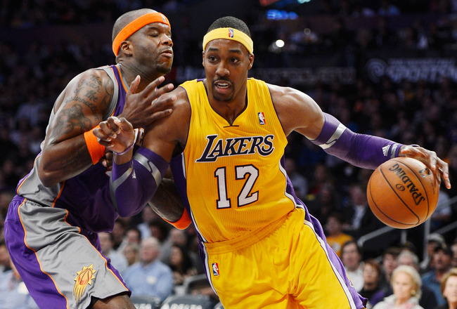 lakers suns dwight