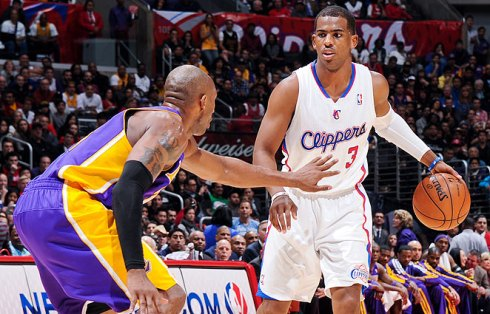 lakers clippers kobe cp3