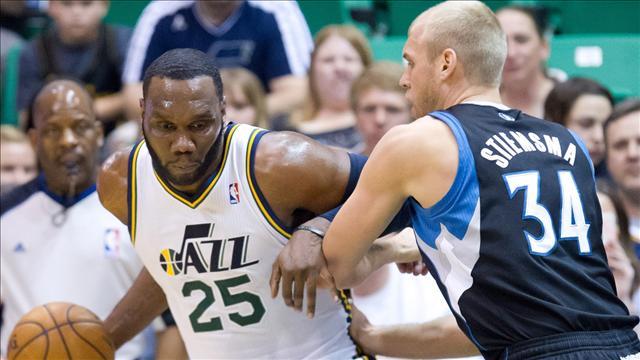 Utah Jazz at Minnesota Timberwolves