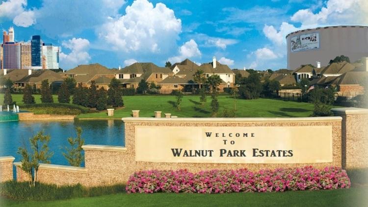 Home of Headquarters for Raining3s.com, Walnut Park Estates.