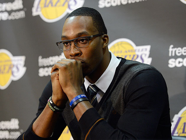 Dwight Howard will begin debating to either stay or go at 9pm pacific time.