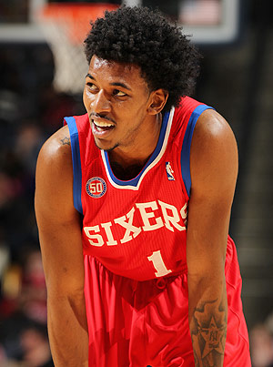 Los Angeles Lakers sign guard Nick Young