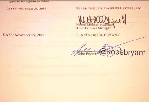 @kobebryant on Twitter